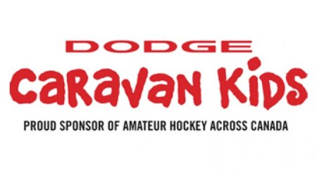 Dodge Caravan Kids Hockey Sponsorship