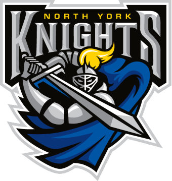 North York Knights Logo 340