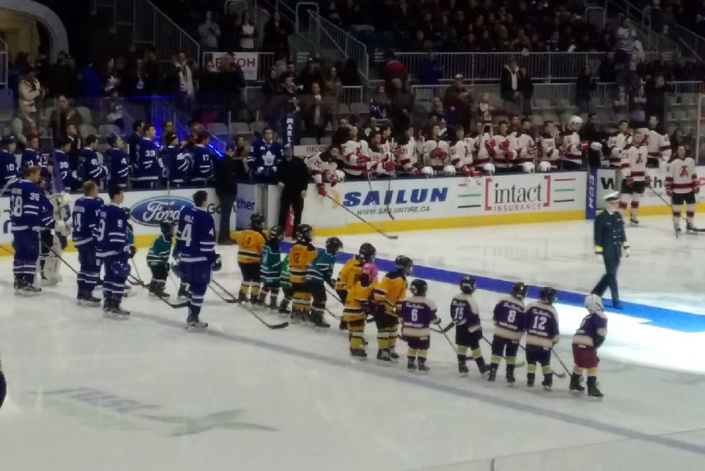 KNIGHTS DAY WITH MARLIES A GREAT SUCCESS