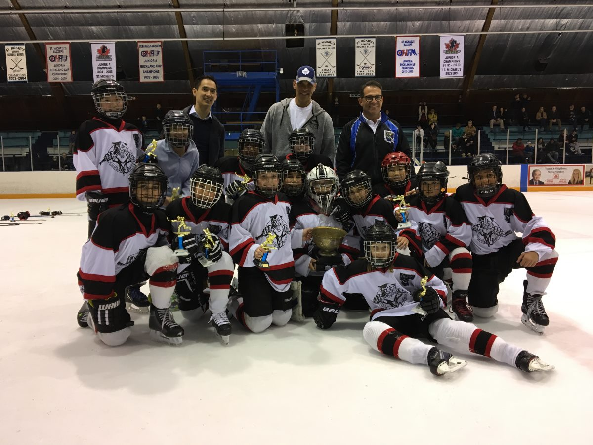 Knights 2017 PeeWee Consolation - Pleasantview Panthers